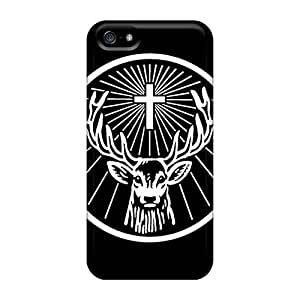 Iphone 5/5s Print High Quality Tpu Gel Frame Cases Covers