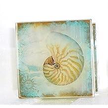 Sea Shell Soap, Ocean theme, Beach theme soap, Made in America,The Salt Baron soap