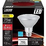 Best Feit Electric Light Bulbs - Feit Electric PAR30S/830/LEDG11 75W Short Nech Dimmable LED Review