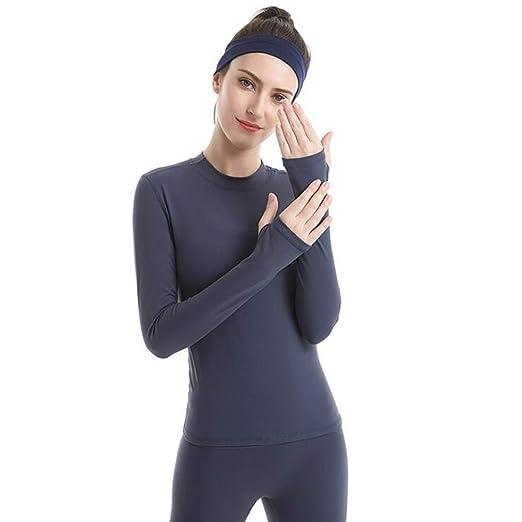 HCYTPL Yoga Top para MujeresDesgaste de la Aptitud Damas ...