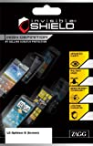 InvisibleShield High Definition for LG Optimus G (Screen) - Retail Packaging - Clear
