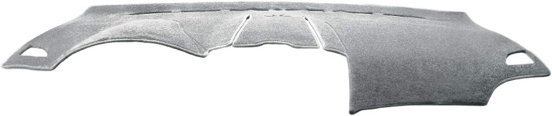 Gray J35 Yiz Dash Cover Mat Custom Fit for Ford Ranger 1995-2010,Ford Explorer 1995-2001 and Mazda B2300 B2500 B3000 B4000 1995-2008,Dashboard Cover Pad Carpet