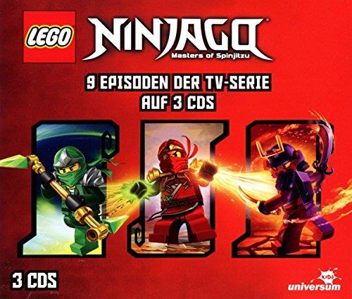 Price comparison product image LEGO® Ninjago Hörspielbox 3