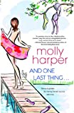 And One Last Thing..., Molly Harper and Aline Harris, 1439168776