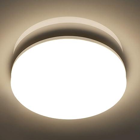 LED Deckenleuchte Deckenlampe Deckenbeleuchtung SPARTA 48W 4000K IP44 Strühm6409
