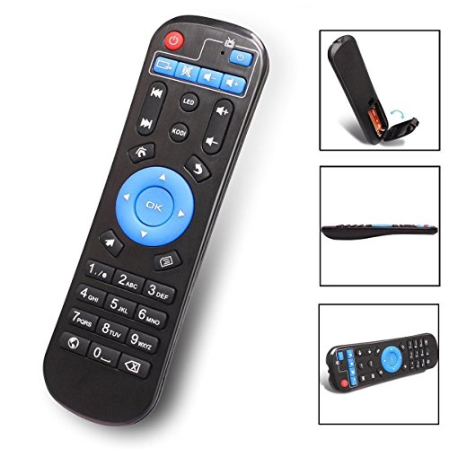Replacement Remote Control Controller for HAOSIHD T9 Android 8.1 TV Box