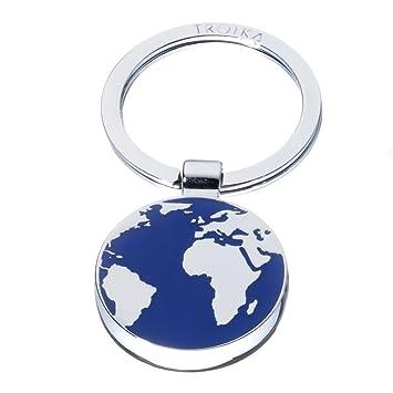 Amazon.com: Troika – todo el mundo – KR7 – 52/CH – Llavero ...