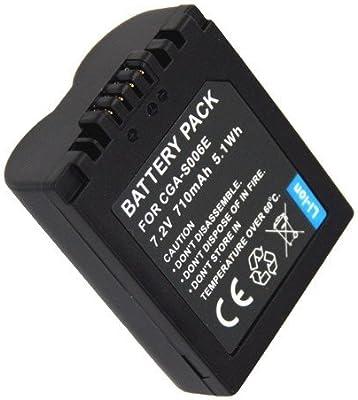 Fuente de alimentación para Panasonic Lumix dmc-fz50 fz30 fz7