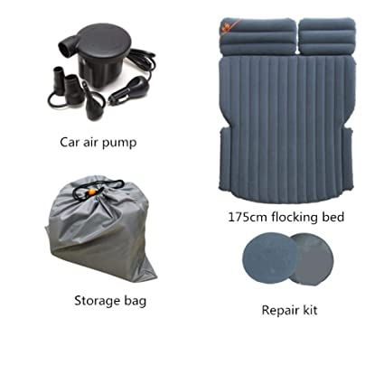 Amazon.com: 6/4 Car Travel Bed Camping Car Bed Portable ...