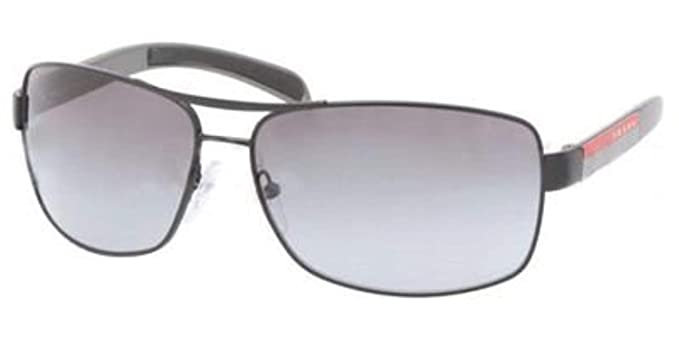 PRADA SPORT Gafas de sol PS 54IS 1BO3M1 Negro Brillante 65MM ...