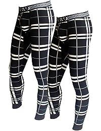 Men's Thermal Long Johns Pants