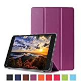 "Bestdeal® High Quality Ultra Slim Lightweight Smart Cover Stand Case for Xiaomi Mi Pad 2 7.9"" inch Tablet PC + Screen Protector and Stylus Pen (Purple)"