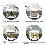 Fish Tank Air Humidifier White - Azmall Essential
