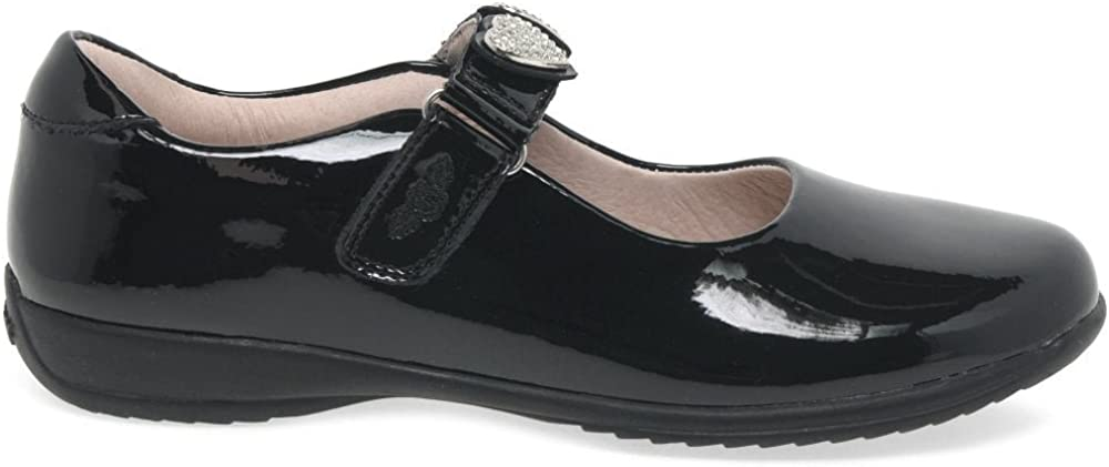 Lelli Kelly Ceri Girls Infant Patent Multi Strap Mary Jane School Shoes