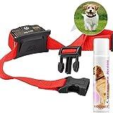Anti-Bark Spray Collar - Citronella Pet Trainer Bark Control Collar Automatic Training Collar Professional Pets Training Tool with Harmless Spray for Dogs - no bark collar