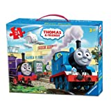 Ravensburger At the Airport - Thomas & Friends(TM) - 24 pc Floor Puzzle in a Suitcase Box