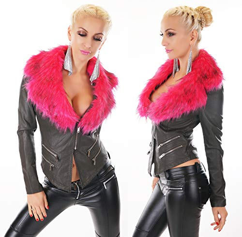 Noemi Kent Grün Giacca pink Donna YznPqSw
