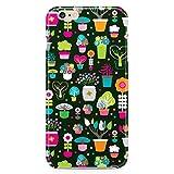 Queen of Cases Phone Case for Apple iPhone 6/6S - Green Fingers Gardener - Premium green Plastic