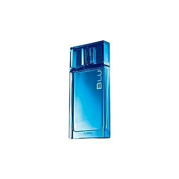 Amazoncom Blu Spray Perfume By Ajmal Perfumes Eau De Parfum For