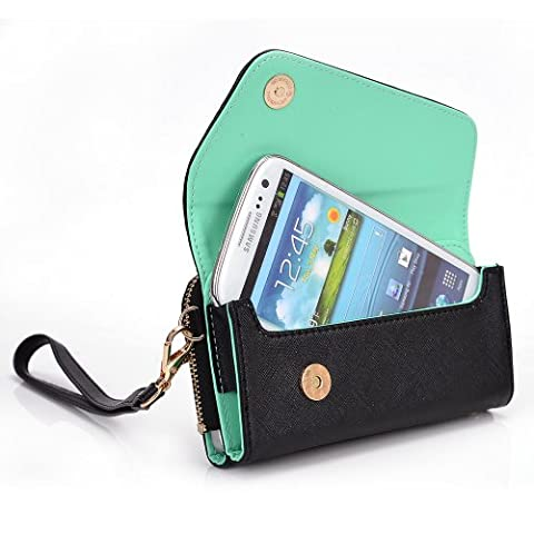Maxwest Nitro 5M Cellphone carrying clutch/wristlet for ladies (Maxwest Phone Case)