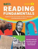 img - for Reading Fundamentals: Grade 5: Nonfiction Activities to Build Reading Comprehension Skills (Flash Kids Fundamentals) book / textbook / text book