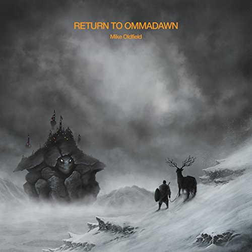 Mike Oldfield - Return To Ommadawn [cd+dvd] - Uk Edition - Zortam Music