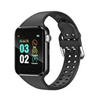 321OU Smart Watch Compatible iOS Android iPhone Samsung for Men Women, Make/Answer...