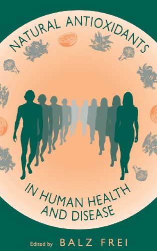Natural Antioxidants in Human Health and Disease by Academic Press