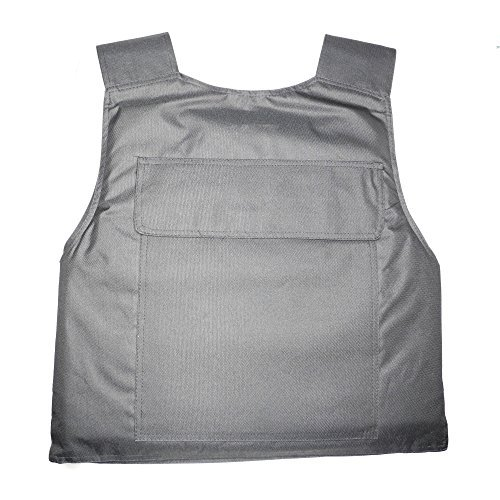 Shindn Manganese Steel Lined With Interlayer Safe Work Vest Defense Against Sharp Objects by Shindn (Image #2)