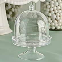 125 Mini Cake Stand / Plastic Box From The Perfectly Plain Collection