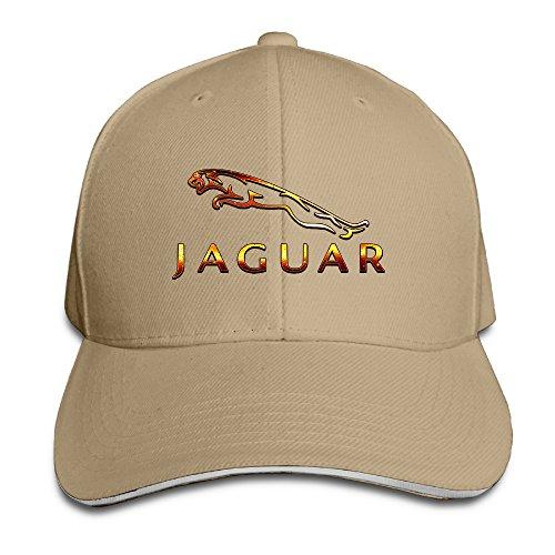 para béisbol gorras Sandwich Unisex hmkolo Jaguar de Natural ajustable CXwaxnzqSR