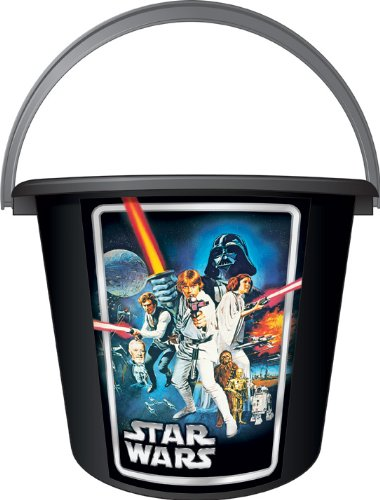 Star Wars Treat Pail (Star Wars Sand or Trick-or-Treat Pail)