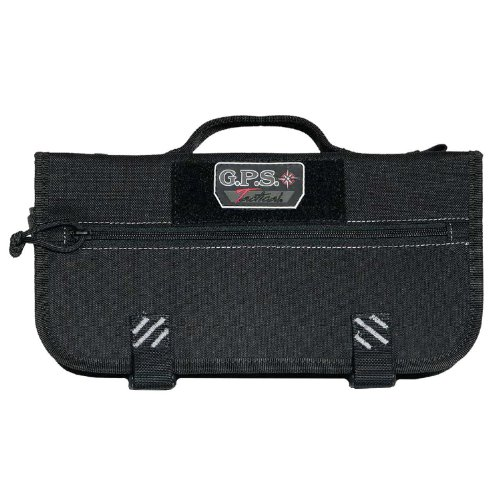 G.P.S. Tactical Magazine Storage Case, Black