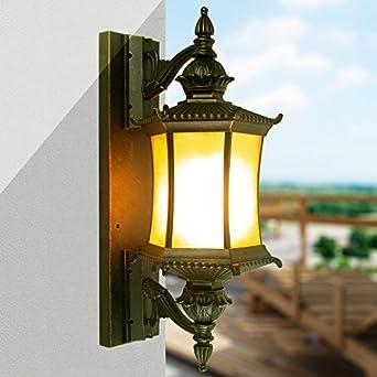 Balkon Tã¼Ren | Msy Wall Lamp Outdoor Wasserdichte Led Wandleuchte Fur Garten Balkon