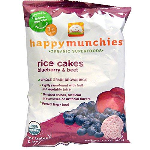 Happy Munchies Rice Cakes - 6