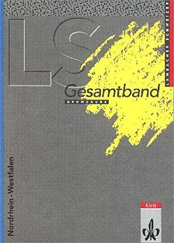 LS Mathematik. Grundkurs. Gesamtband. Nordrhein-Westfalen. Sekundarstufe II. (Lernmaterialien) pdf