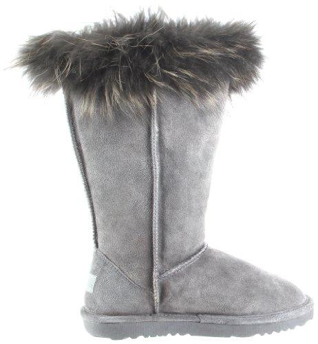 Bearpaw Kvinner Whitney Boot Sko, Kull, Oss 8