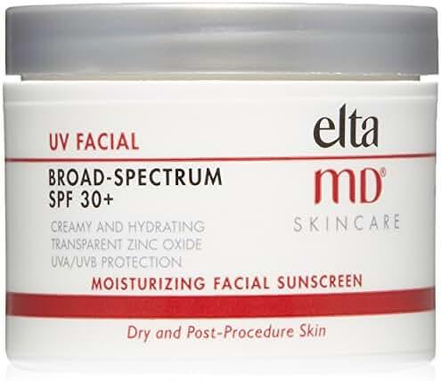 EltaMD UV Facial Broad-Spectrum SPF 30+, 4.0 oz