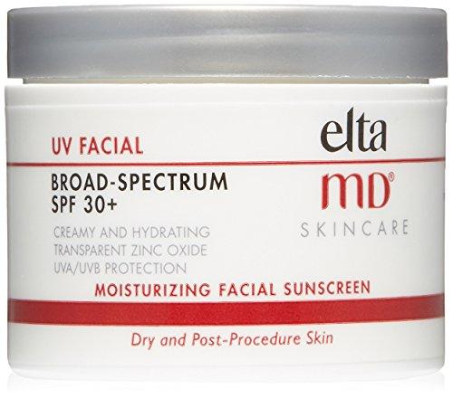 EltaMD UV Facial Sunscreen Broad-Spectrum SPF 30+, 4.0 oz