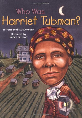 Who Was Harriet Tubman? - Book  of the Who Was/Is...?