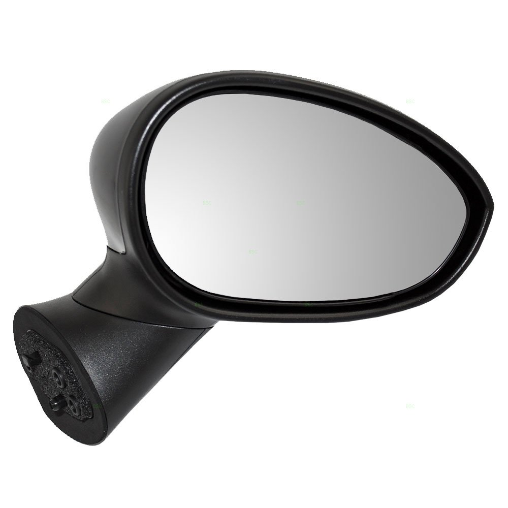 Passengers Power Side View Mirrors Heated w//Temperature Sensor Type 1 Replacement for 12-17 Fiat 500 68103784AA