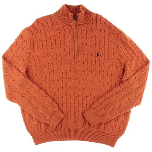 Zip Mock Turtleneck Sweater - 7