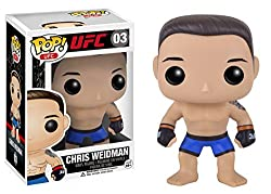 Funko POP UFC: Chris Weidman Vinyl Figure