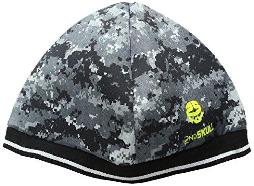 2nd Skull Protective Skull Cap, Digital Camo, Youth (Camo Hockey Mask)