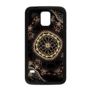 HDSAO Artistic fractal abstract design Cell Phone Case for Samsung Galaxy S5
