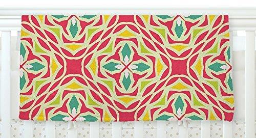 KESS InHouse Miranda Mol Christmas Carnival Fleece Baby Blanket 40 x 30 [並行輸入品]   B077ZW3TQL