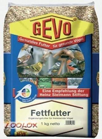 Premium Winterfettfutter Winterfutter Vogelfutter 25 Kg