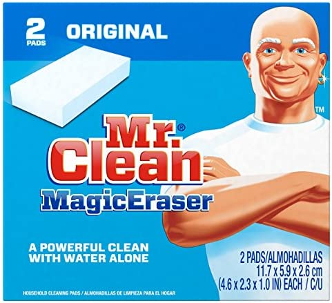Mr Clean Erase and Renew Magic Eraser Original 2 Count