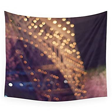 Society6 Paris (Delusion) Wall Tapestry Small: 51  x 60