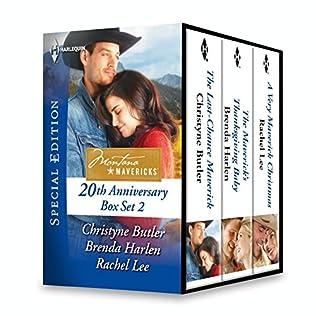 book cover of Montana Mavericks 20th Anniversary Box Set 2
